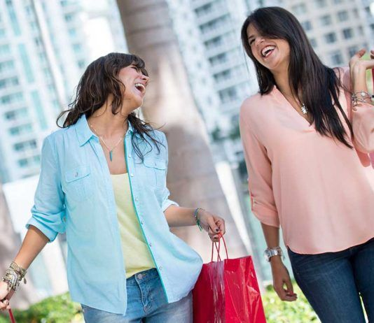 Maps and guide to 17 centers for outlet shopping, outlets i Florida, Shopping i Florida, Schnäppchenjagd in Floridas Outlets