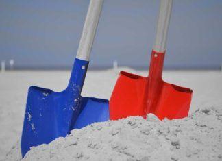 strand spade sand florida