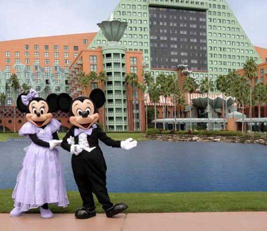 Bästa hotellen vid Disney World