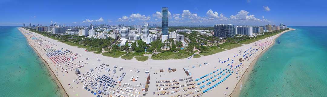 Miami, sydöstra Florida