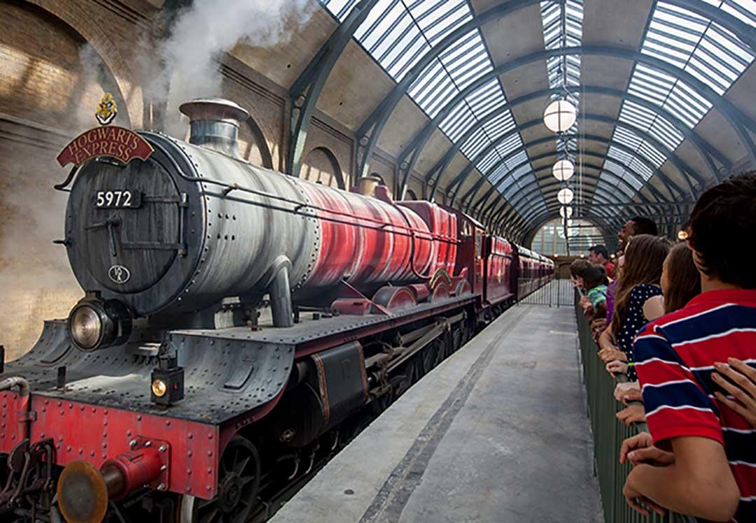Harry Potter med expresspass, Universal