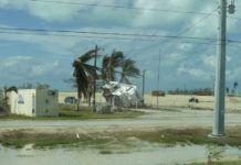 Overseas Highway efter Irma