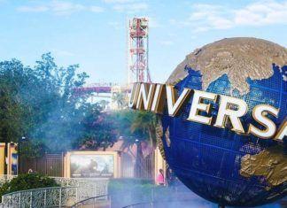 expresspass hos Universal, Universal Studios, Islands of Adventure, Harry Potter, City Walk