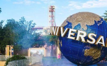 expresspass hos Universal, Universal Studios, Islands of Adventure, Harry Potter, City Walk