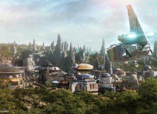 Star Wars, Orlando-nytt, hollywood studios