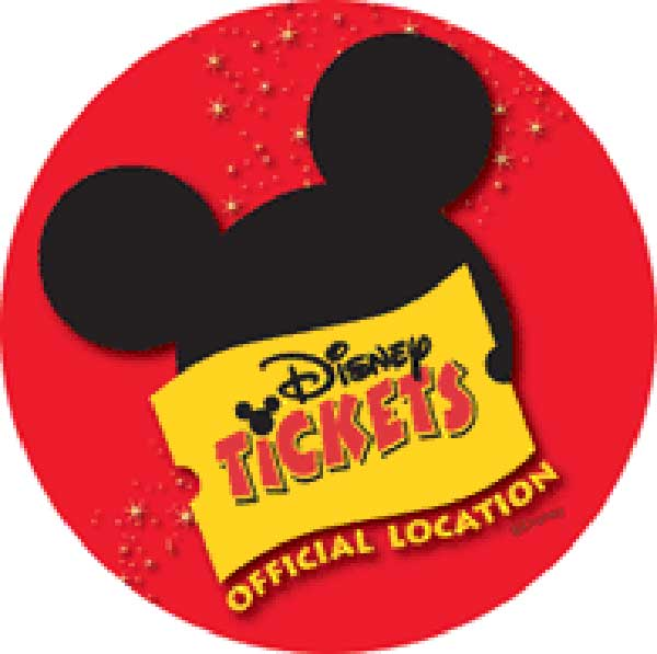 Nya Disney-priser, Biljetter från official ticket center