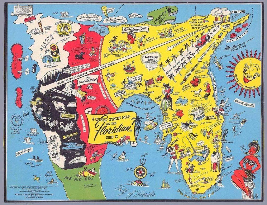 maps of florida, Mapas de Florida, kartor om florida