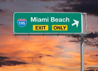 Without a car in Miami Beach, Sin coche en Miami Beach